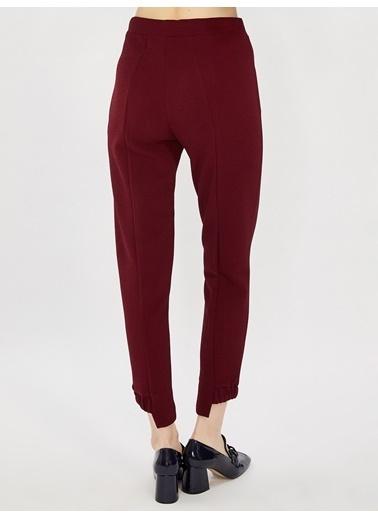 Vekem-Limited Edition Pantolon Bordo